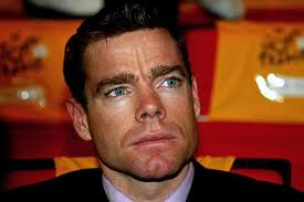 Cadel Evans - Australian Cycling Champion.  Tour de France.